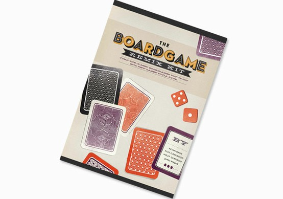 Gift Idea - Board Game Remix Kit