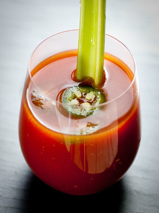 fathers day brunch ideas - bloody mary