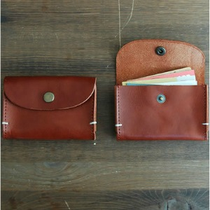 Fathers Day Gift Guide - Leather Card Case