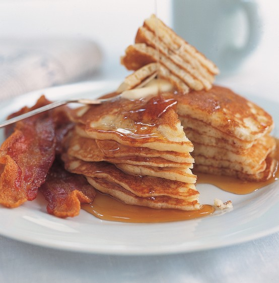 Fathers Day Brucnch ideas - pancakes