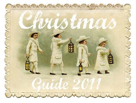 Christmas Gift Guide 2011