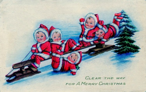 """Christmas Gift Guide 2011 """"Clear the way for Christmas"""""""