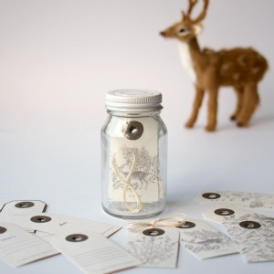 Christmas Gift Guide 2011 - Little Bottle of Gift Tags