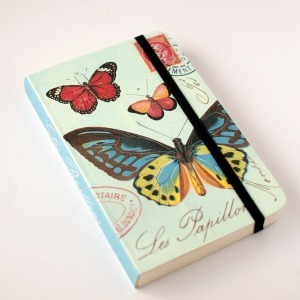 Christmas Gift guide 2011 - Butterfly notebook