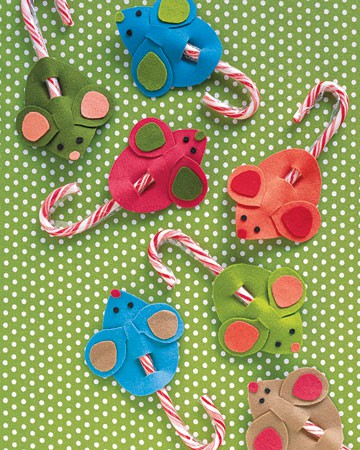Christmas Gift Ideas - Christmas mice decorations