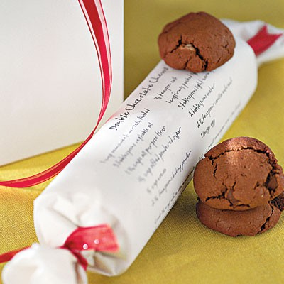 Christmas Gift Guide 2011 - Cookie Dough Roll