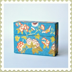 Christmas Gift Ideas - Winterthur flowers notecard set