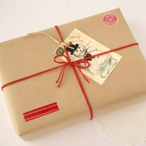 Christmas Gift Ideas - Jolly Sweet Gift Box