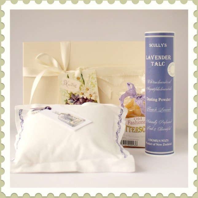 Christmas Gift Ideas - Lavender Gift Box