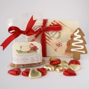 Christmas Gift Guide 2011 - Merry Xmas Paper Package