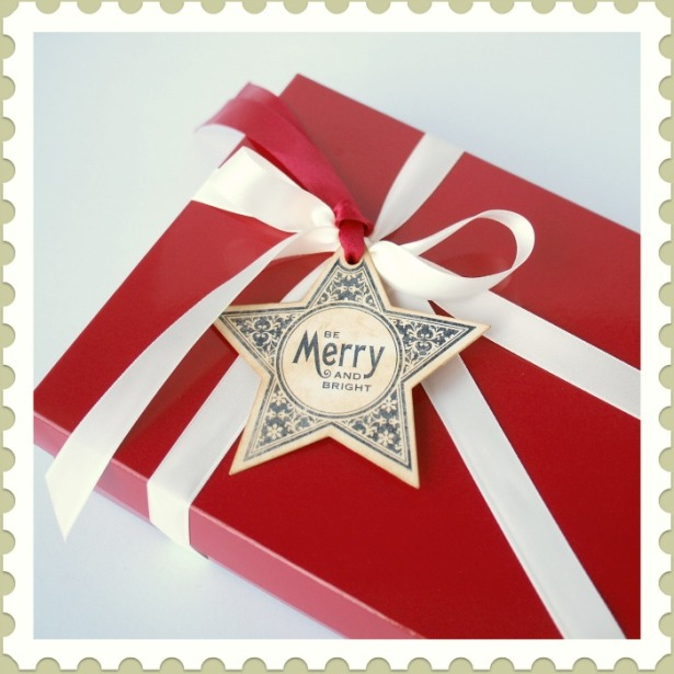 Christmas Gift Ideas - Merry & Bright Sugar Free Gift Box