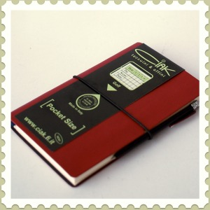 Christmas Gift Ideas - Ciak Golf Notebook