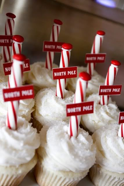 Christmas Gift Guide 2011 - North Pole Cupcakes