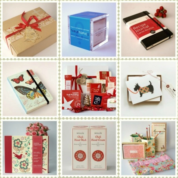 Christmas gifts for women - collage 4