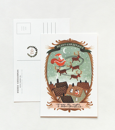 Christmas Postcards - Rifle Paper Co