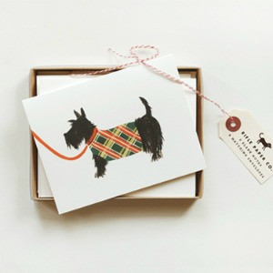 Dog Boxed Set of Cards from Rifle Paper Co.