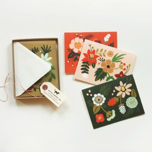 Folk Art Card Set Rifle Paper Co