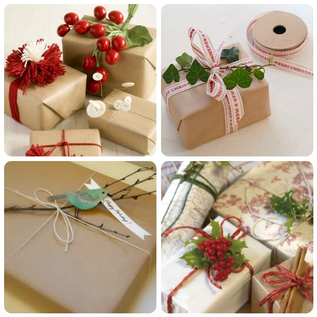 Christmas Gift Wrapping Ideas The Paper Package Blog