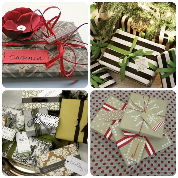 Gift Wrapping The Paper Package Blog