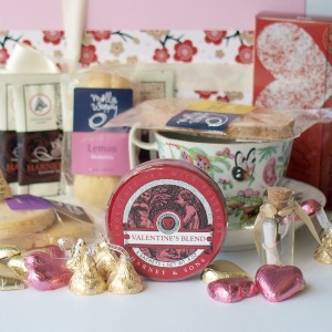 Valentines Day Gifts from The Paper Package - Tea for Two