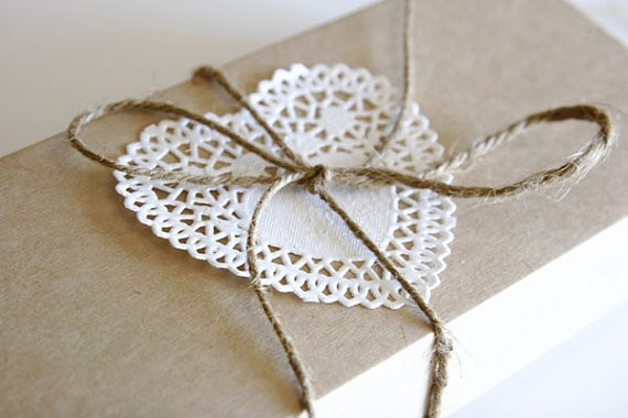 How To Wrap A Wedding Gift Box : How to Choose and Wrap a Wedding Gift The Paper Package Blog