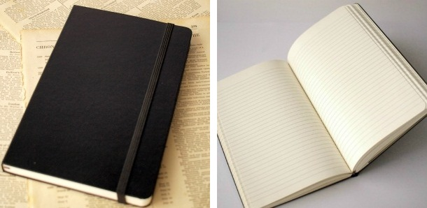 Moleskine Classic Ruled Notebook