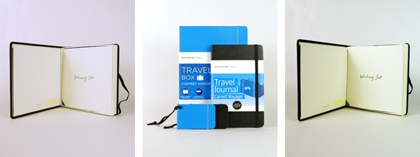 Moleskine gift sets coming soon