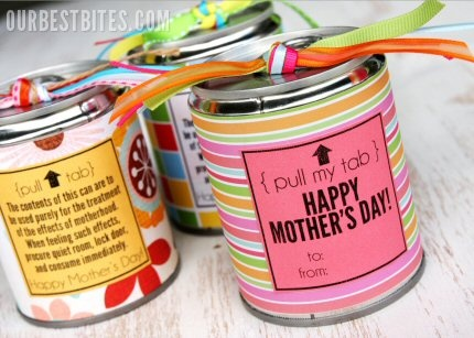 Mothers day gifts - Mothers day homemade gift