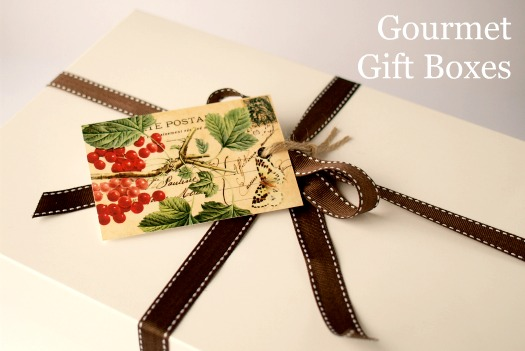 housewarming gift ideas - gourmet gift baskets